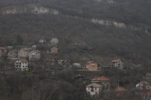Bulgarian countryside depressing